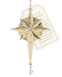Star of Bethlehem Ornament THUMBNAIL