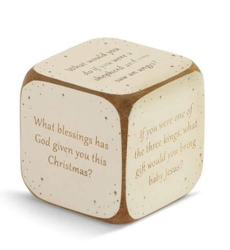The Christmas Story Conversation Dice LARGE