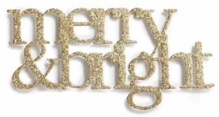 Merry & Bright Metallic Magnet_LARGE