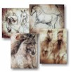 Leonardo's Horse Notecard Set Mini-Thumbnail