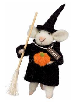 Camilla Witchy Mouse