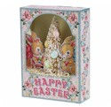 Happy Easter Shadow Box SWATCH