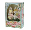 Easter Greetings Shadow Box SWATCH