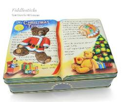The Christmas Teddy Story Book Box