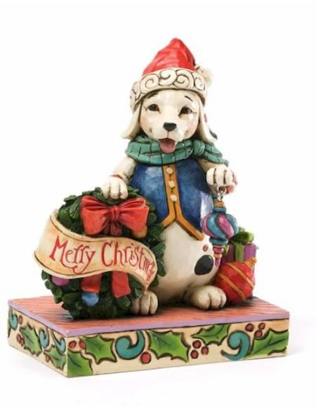 Jolly Old Santa Paws