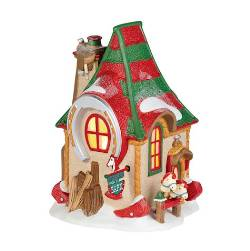 North Pole Hobby Horse Barn