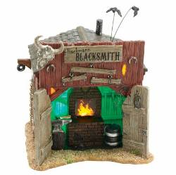 Hackmann's Blacksmith Shop