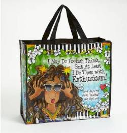 Foolish Things Tote