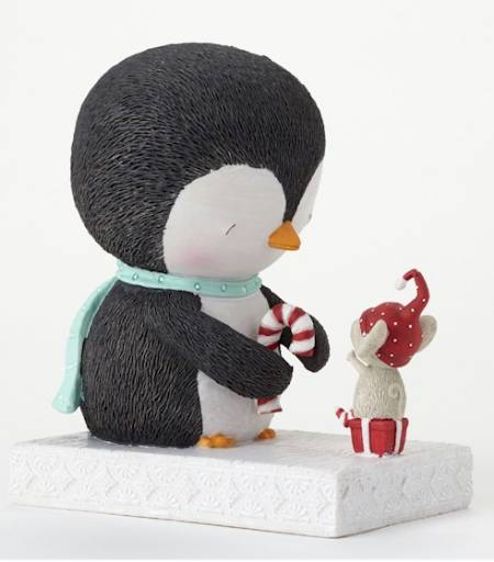 Penguin and Mouse