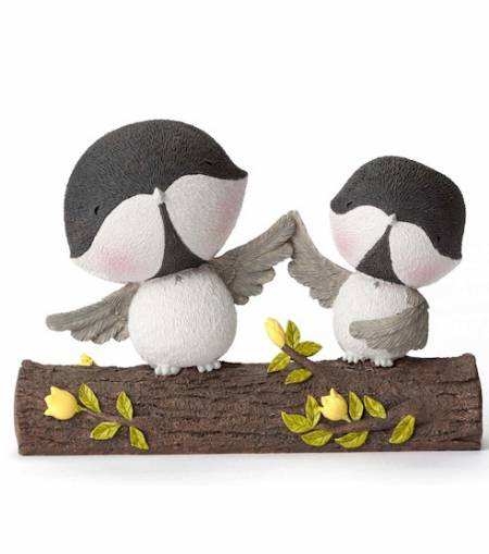 Birds Figurine