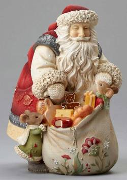 Santa with Gifts for Mice