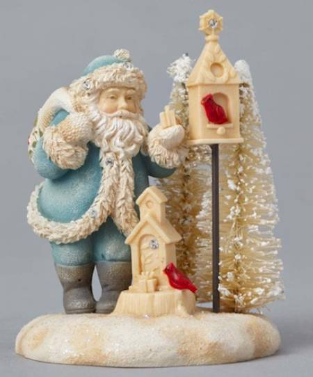 Mini Santa Winter Scene MAIN