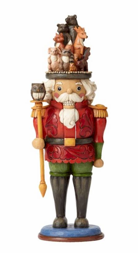 Nutcracker with Woodland Scene_MAIN