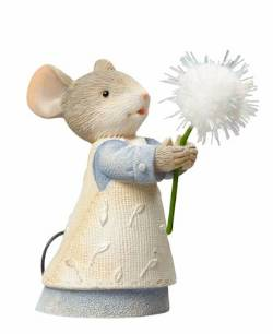 Mouse with Dandelion