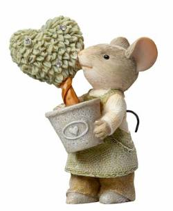 Mouse with Heart Topiary_THUMBNAIL