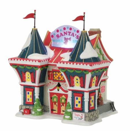 Santa's North Pole Workshop