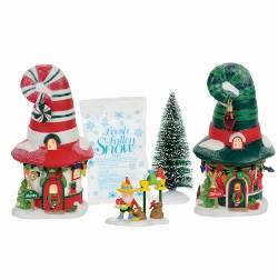 Merry Lane Cottages Set