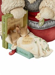 Santa with Mice SWATCH
