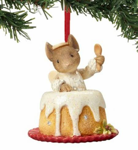 Mouse Angel Food Cake Ornament_MAIN
