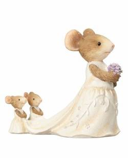 The Bride Mouse THUMBNAIL