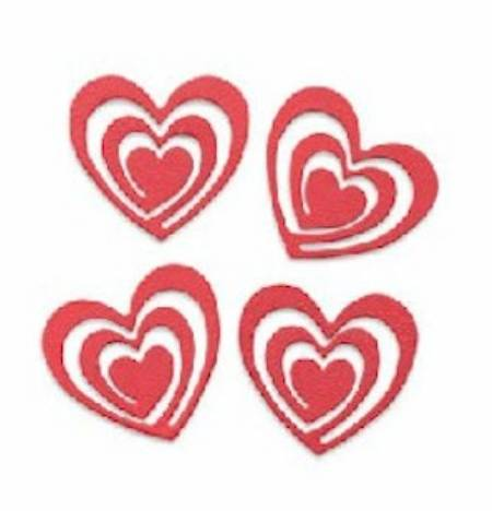 Heart Swirl Magnets MAIN