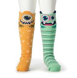 Aliens Knee Socks