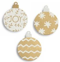 Metallic Ornament Magnet Set_THUMBNAIL