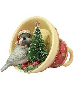 bird in cup christmas figure THUMBNAIL