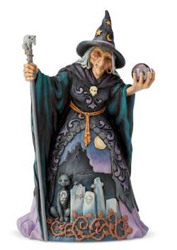 Witch with Crystal Ball_THUMBNAIL