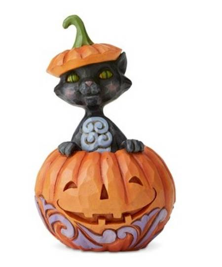 Cat in Pumpkin Mini MAIN