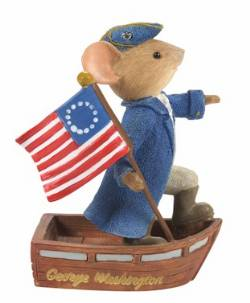 George Washington Mouse THUMBNAIL