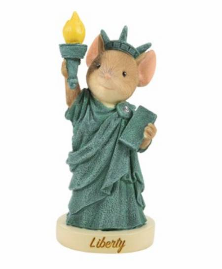 Statue of Liberty Mouse LARGE