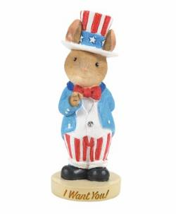 Uncle Sam Mouse THUMBNAIL