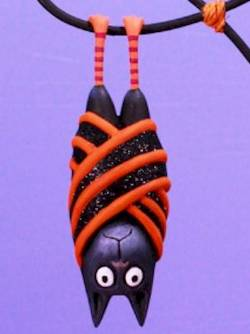 Bart Bat Ornament
