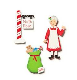 North Pole Magnets
