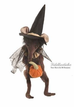 Persius the Shrew Halloween Collectible