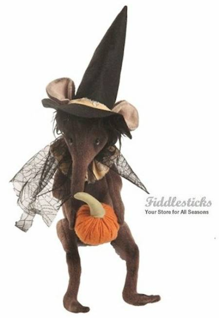 Persius the Shrew Halloween Collectible LARGE