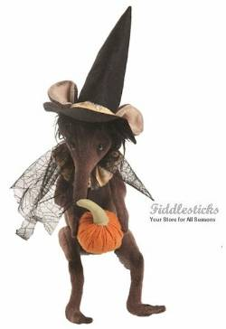 Persius the Shrew Halloween Collectible THUMBNAIL