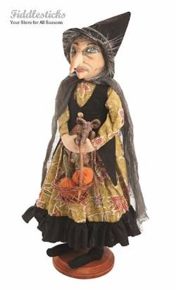Margery Witch Halloween Figure_THUMBNAIL
