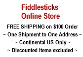Fiddlesticks Logo