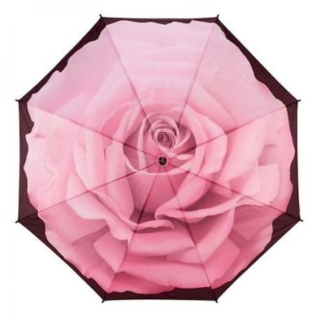 Pink Perfect Rose Umbrella