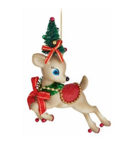 Prancer Ornament