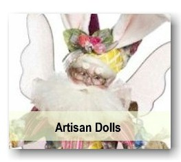 Easter Artisan Dolls