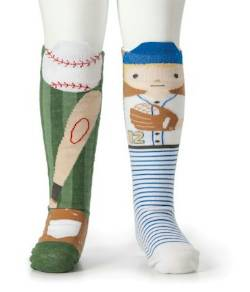 Baseball Knee Socks