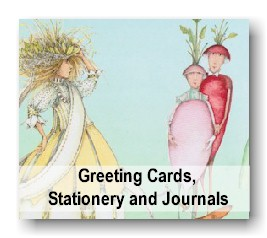 Greeting Cards, Stationery and Journals