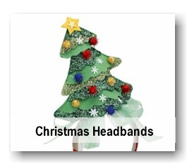 Headband Boutique / Christmas