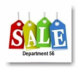 Department 56 SALE