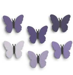 Butterfly Ombre Magnets THUMBNAIL