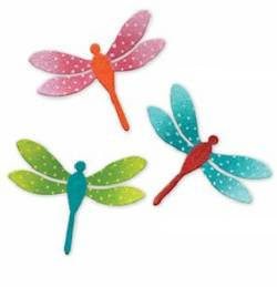 Dragonfly Magnets THUMBNAIL