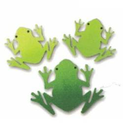 Family of Frogs THUMBNAIL